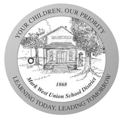 Mark West Union School District Logo